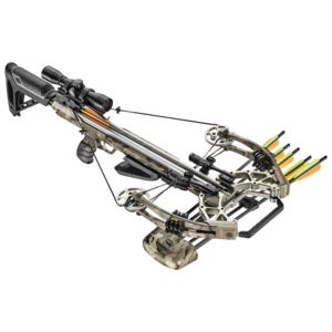 Ek Archery Accelerator 410+ Snow Camo| 185 lbs / 410 fps | Complete set!
