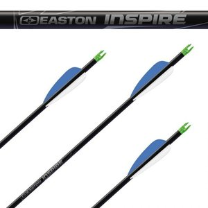 Easton Inspire 750 of 570 (= opvolger van Beman Flash)