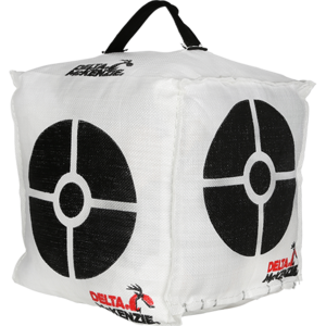 Delta McKenzie White Box bag | 33x33x33cm