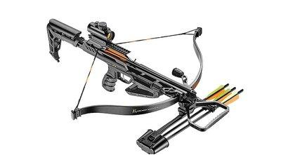 Ek Archery Jag 2 Pro Black | 175lbs
